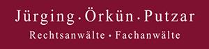 Das Logo zu den Fach- und Rechtsanwälten Ralf Jürging, Tangün Örkün